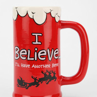 I Believe Stein Mug - Urban Outfitters
