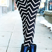 Steep Slope Leggings