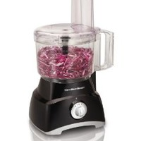 Hamilton Beach Brands 70740 Food Processor, 2-Speed, 8-Cups