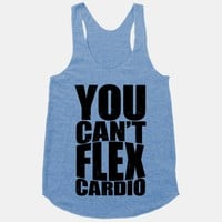 You Can't Flex Cardio