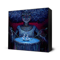 Aaron Jasinski: Beat 2 Quarters Mini Art Block, at 20% off!
