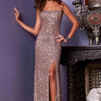 Shail K 3306 at Prom Dress Shop