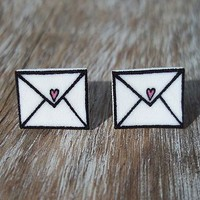 Love Letter Earrings