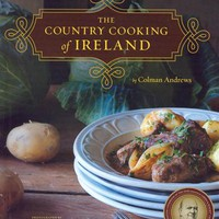 THE COUNTRY COOKING OF IRELAND BOOK