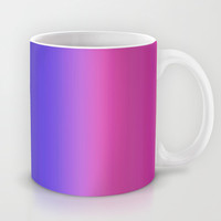 Stripes2 Mug by Laura Santeler