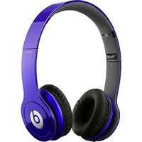 Beats by Dr. Dre - Beats Solo High-Definition Over-the-Ear Headphones - Purple