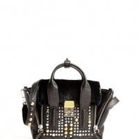 Studded Mini Pashli Satchel by 3.1 Phillip Lim