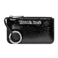 MICHAEL Michael Kors Jet Set Metallic Travel Key Pouch