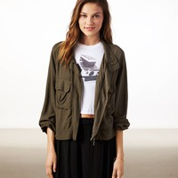 AE LIGHT MILITARY JACKET