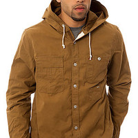 The Bolinas Jacket in Dirt