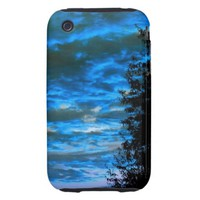 Blue Sunset iPhone 3G/3GS Case