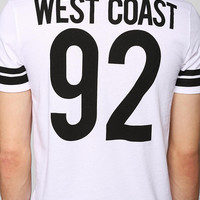 West Coast 92 Tee - Urban Outfitters