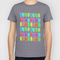 Pastel Colors Paint Dabs Kids T-Shirt by Tees2go