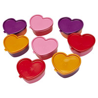 RICE HEART FOOD KEEPERS 8 PACK - MULTI