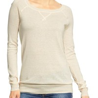 Women's Lightweight Raglan Sweaters