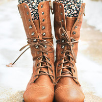 Timber Creek Boot - Whiskey