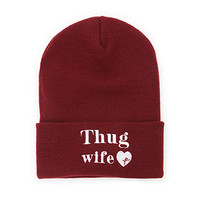Young and Reckless Thug Wife Beanie at PacSun.com