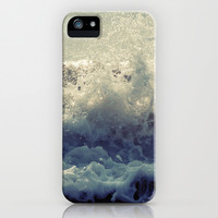 wave iPhone & iPod Case by Neon Wildlife