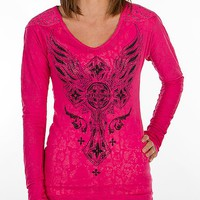 Affliction Brave Top