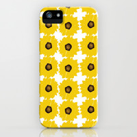 Happy Garden  iPhone & iPod Case by Lauren Lee Designs