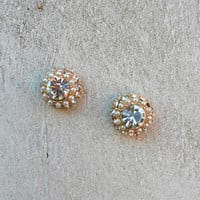 Dazzling Halo Posts [4743] - $11.00 : Vintage Inspired Clothing & Affordable Dresses, deloom | Modern. Vintage. Crafted.