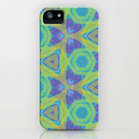Through the Kaleidoscope iPhone & iPod Case by Lauren Lee Designs
