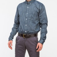 Apolis / Washed Chambray Button Down