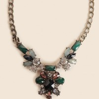 Hillsboro Jeweled Necklace