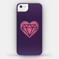 Diamond Heart Case