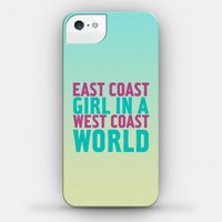 East Coast Girl In A West Coast World case