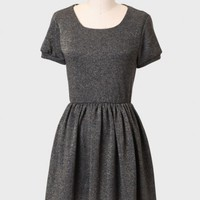Away We Go Metallic Detail Dress
