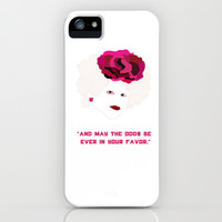 Effie Trinket iPhone & iPod Case by Lauren Lee Designs