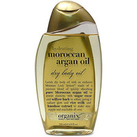 Hydrating Moroccan Argan Oil Dry Body Oil