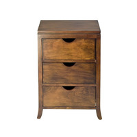 Safavieh Bailey Three-drawer Chest/ Side Table