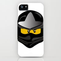 Ninjago face Cole iPhone & iPod Case by Lauren Lee Designs