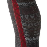 Muk Luks Women's Classic Over The Knee 3 Pair Pack