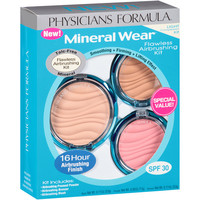 Walmart: Physicians Formula Mineral Wear Flawless Airbrushing Kit, Light, 3 pc