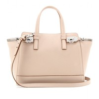 VERVE MINI LEATHER TOTE