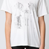 Diane Human Skeleton Top