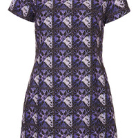 **MIDNIGHT PURPLE DRESS BY SISTER JANE