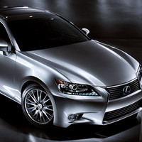 The 2014 Lexus GS