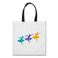 Three Dancers Bag