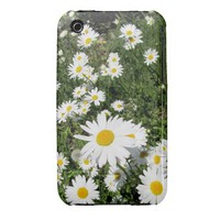 Daises iPhone 3G/3GS Case