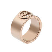 Michael Kors Fulton Ring, Rose Golden