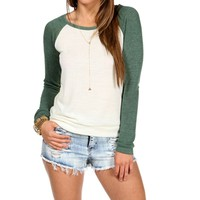 Hunter Baseball Tee