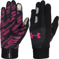 Under Armour Women's ColdGear Liner Tech Touch Gloves