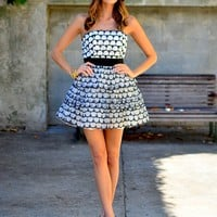 PRETTY LITTLE LIARS DRESS