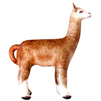 Stupid.com: Inflatable Alpaca