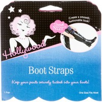 Hollywood Boot Straps 1 Pair