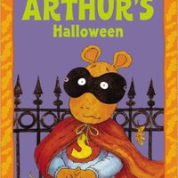 Arthur's Halloween (Arthur Adventures Series)
